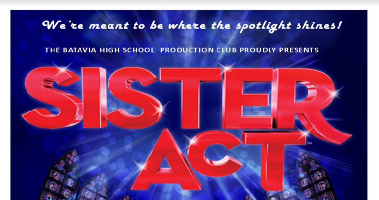 BHS Production Club Presents Sister Act